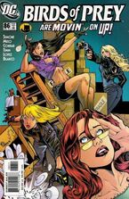 Birds of Prey 86c