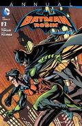 Batman and Robin Vol 2 Annual-2 Cover-1