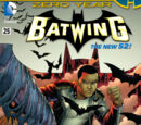 Batwing (Volume 1) Issue 25