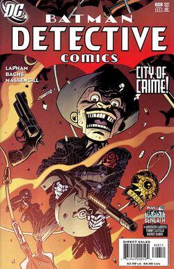 Detective Comics Vol 1-808 Cover-1