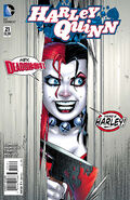 Harley Quinn Vol 2-21 Cover-1