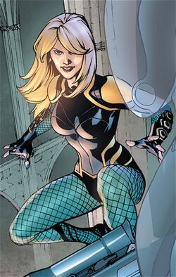 Black Canary new 52