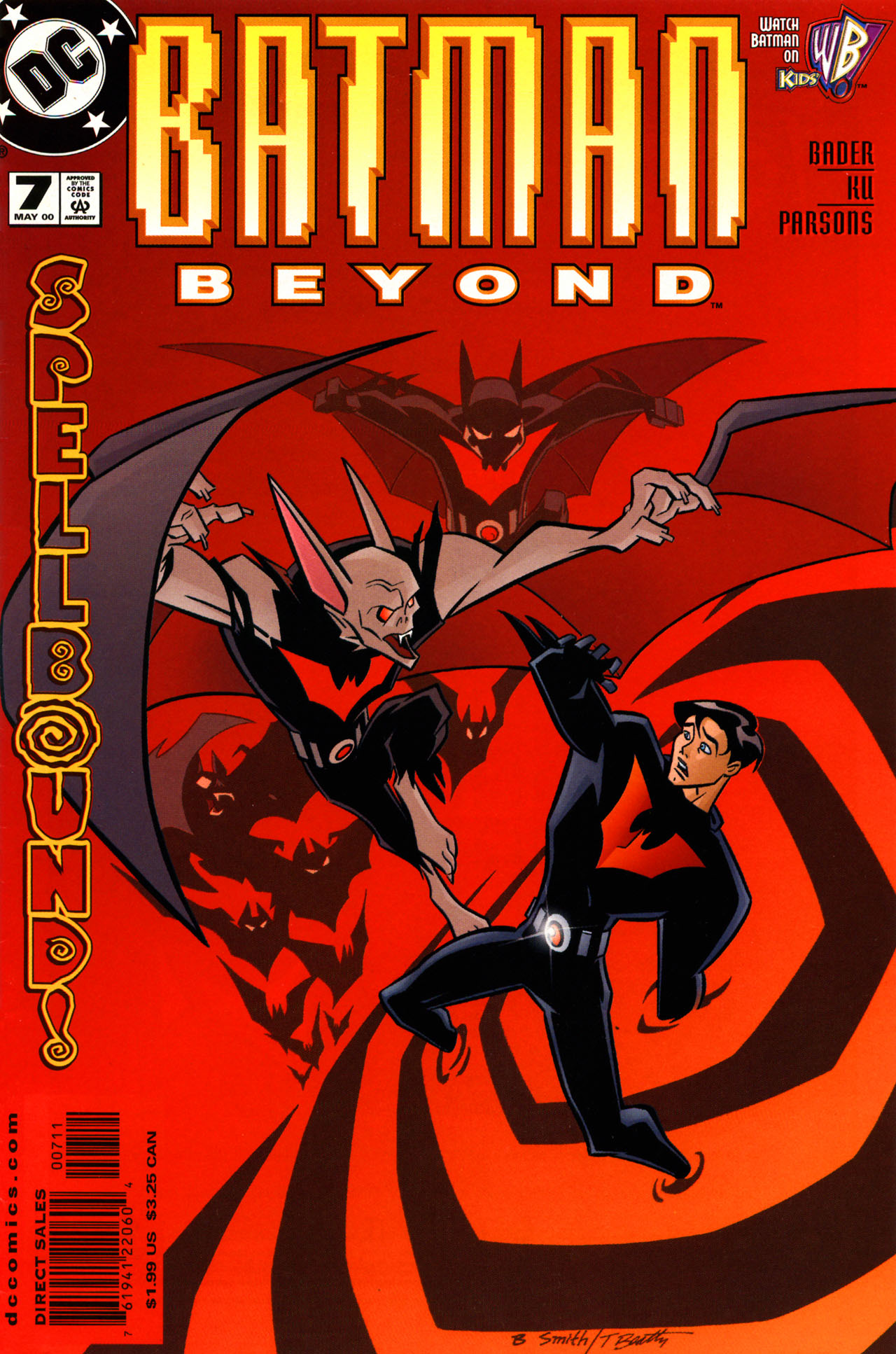 Batman Beyond Tome 07 French