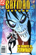 Batman Beyond v2 12 Cover