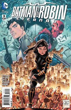 Batman and Robin Eternal Vol 1-3 Cover-1