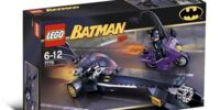 7779 The Batman Dragster: Catwoman Pursuit
