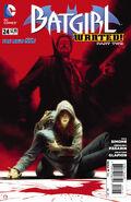 Batgirl Vol 4-24 Cover-1