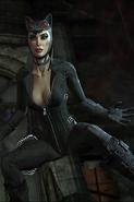 Catwoman Arkham