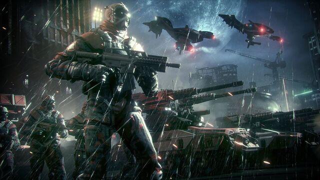 File:ArkhamKnight's army.jpg