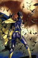 Batman Eternal Vol 1-28 Cover-1 Teaser