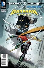 Batman and Robin Vol 2-9 Cover-1