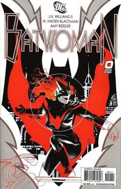 Batwoman Vol 1-0 Cover-1