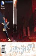 Batgirl Vol 4-37 Cover-2