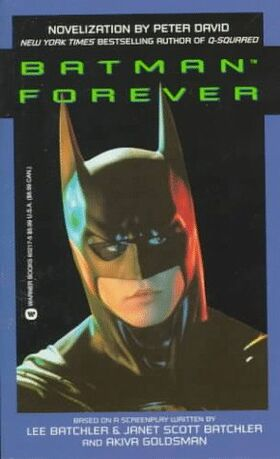 Batman Forever Novelization - Peter David