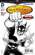 Batman Incorporated Vol 2-11 Cover-3