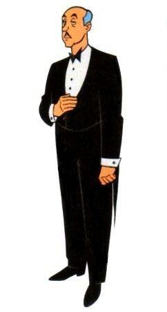 Batman TAS - Alfred Pennyworth