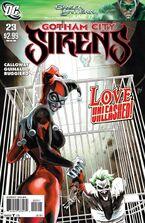 Gotham City Sirens 23