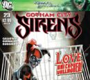 Gotham City Sirens Issue 23