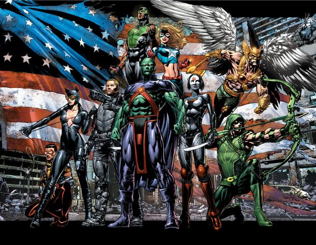 File:Justice League of America Volume 3 Teaser Poster.jpg