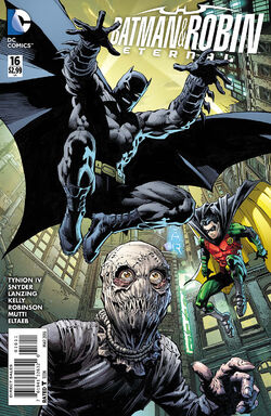 Batman and Robin Eternal Vol 1-16 Cover-1