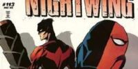 Nightwing (Volume 2) Issue 113
