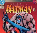Batman Issue 498