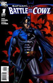 Batman Battle For The Cowl-1 Cover-2