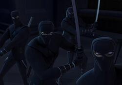 League of Assassins (Beware the Batman)