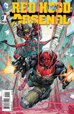 Red Hood Arsenal Vol 1-1 Cover-1