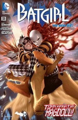 Batgirl Vol 4-31 Cover-1