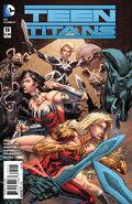 Teen Titans Vol 5-19 Cover-1