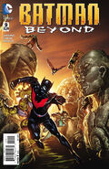 Batman Beyond Vol 6-9 Cover-1