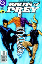 Birds of Prey 54c