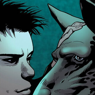 Damian y Ace