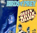 Birds of Prey Issue 116