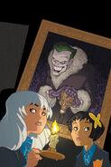 Gotham Academy Vol 1-7 Cover-2 Teaser