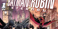 Batman and Robin Eternal (Volume 1)/Gallery