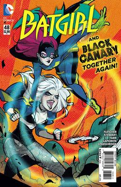 Batgirl Vol 4-48 Cover-1