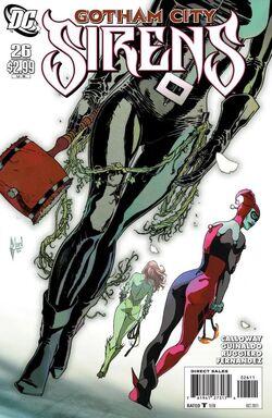Gotham City Sirens 26