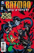 Batman Beyond Vol 6-6 Cover-2