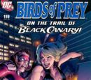 Birds of Prey Issue 119