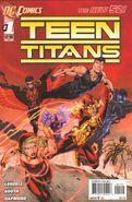 Teen Titans Vol 4-1 Cover-2