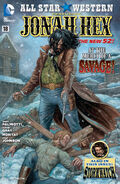 All Star Western Vol 3-18 Cover-1