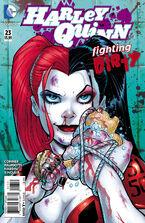 Harley Quinn Vol 2-23 Cover-2