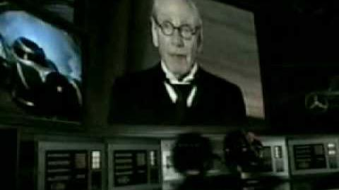 "BATMAN - OnStar TV commercial ""Alfred"""