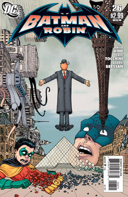 Batman and Robin-26 Cover-1