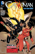 Catwoman Vol 4-33 Cover-1