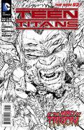 Teen Titans Vol 4-22 Cover-2