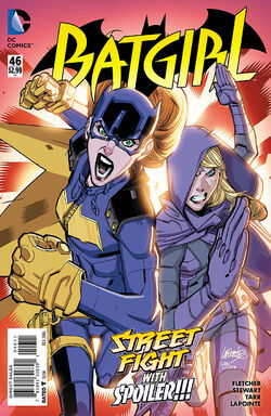 Batgirl Vol 4-46 Cover-1