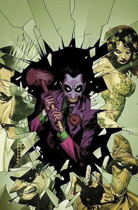 Joker's Asylum collection